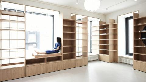 Japan Shop Falkenstrasse Hosoya Schaefer Architects