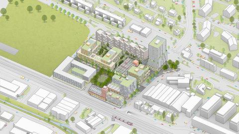 Qube Ebikon Hosoya Schaefer Architects
